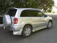 Spoiler for Toyota RAV 4 (2000-2003 V.)