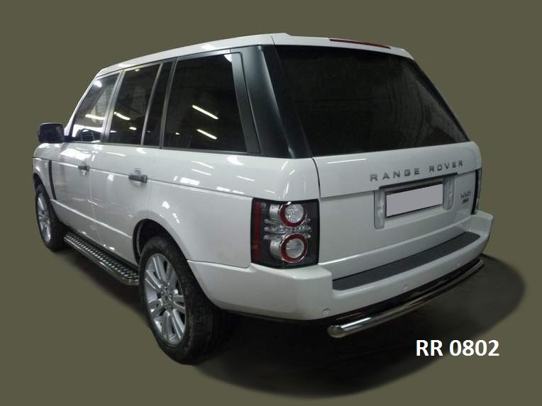 Protection of rear bumper pipe Land Rover Range Rover Vogue (2008)