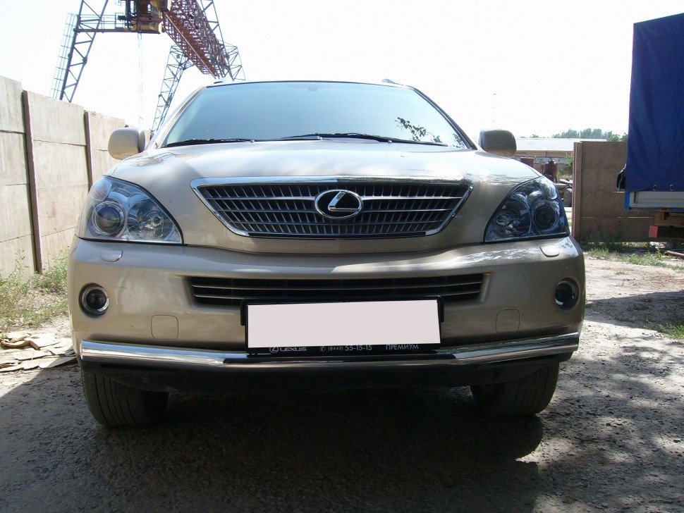 Front bumper protection pipe Lexus RX 400h (2006 - 2009)