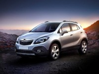 Protection for fuel tank Opel Mokka (4WD) 2012-2017 G. V.