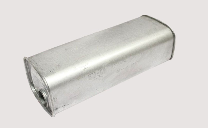 "Universal silencer for VAZ 2123 ""Chevrolet Niva"" ф51мм"