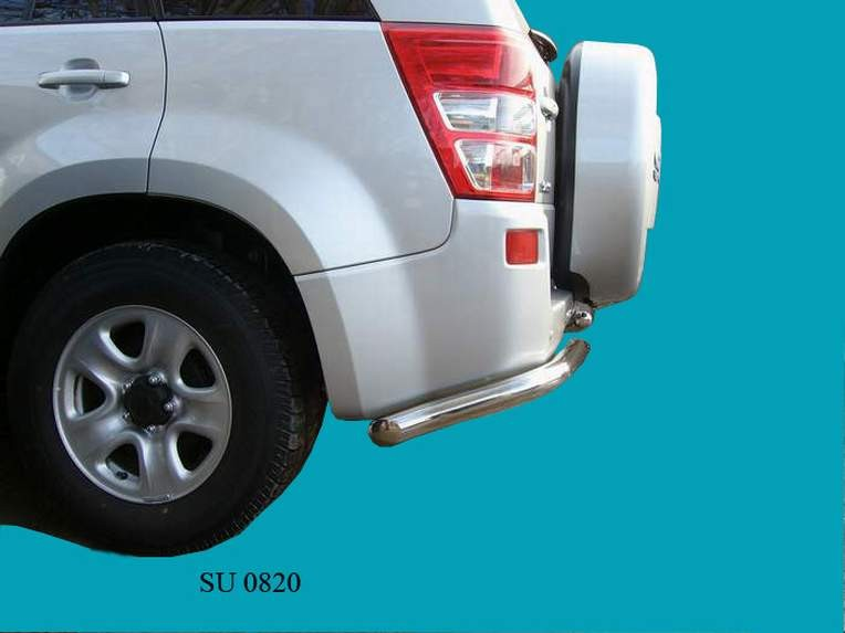 Protection corner Suzuki Grand Vitara (2008 - 2011)