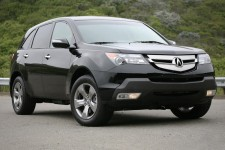 Crankcase and transmission Acura MDX