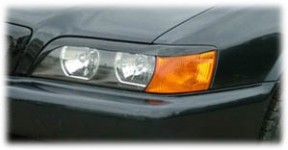Front lamp trims (eyelashes) Toyota Chaser (100)