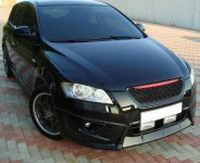 Front lamp trims (eyelashes) Kia CEE'd