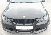 Front lamp trims (eyelashes) BMW 3 Series (E90)