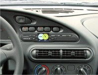 On-Board computer Multitronics C 570 for Chevrolet Niva