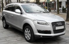 Protection of the transmission and transfer case Audi Q7 2009-2015 G. V. (3.0 TDI)