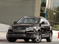 Protection of the transmission and transfer case Audi Q7 (offroad) 2006-2009 G. V.