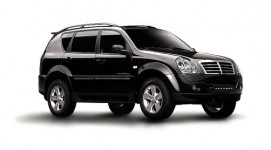 Protection of transmission SsangYong Rexton II 2007-2017 G. V.