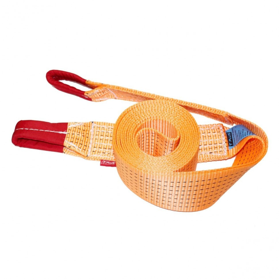 Tow straps 5/10 t Loop/Loop (vehicles up to 2.5 t), Tplus