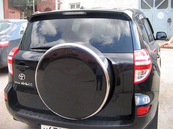 toyota rav4 ii крышка запасного колеса