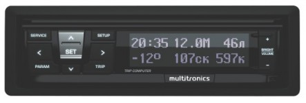 Бортовой компьютер Multitronics RI-500
