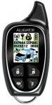 FOB for car alarm Alligator TD-300/330 2-WAY TX