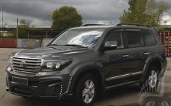 "Ходовые огни ""Wald Sports Line"" Toyota Land Cruiser 200 (2012-2015)"