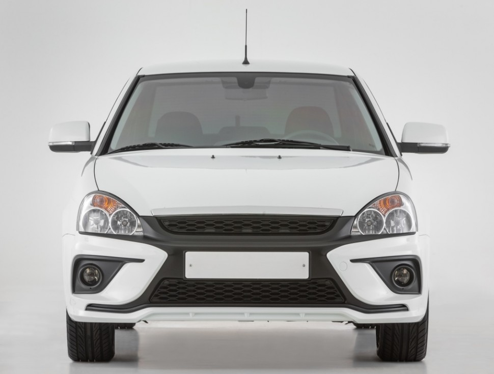 "Front bumper ""Xmug"" for VAZ 2170, 2171, 2172 ""LADA Priora"""