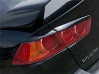 Lining of the rear lights Mitsubishi Lancer X