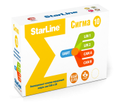CAN module STARLINE Sigma 10