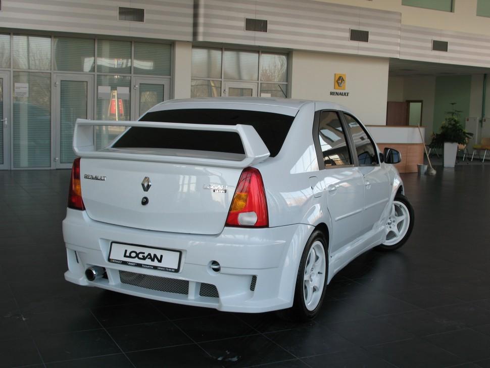 Renault logan своими руками 566