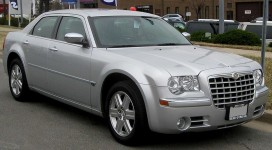 Protection checkpoint Chrysler 300C 2004-2010 G. V.