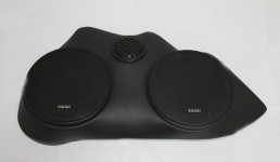 Podiums Lada Granta (3-component with horn-loaded tweeter) modification 1