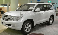 Защита КПП Toyota Land Cruiser 200 2008-2015 г.в.